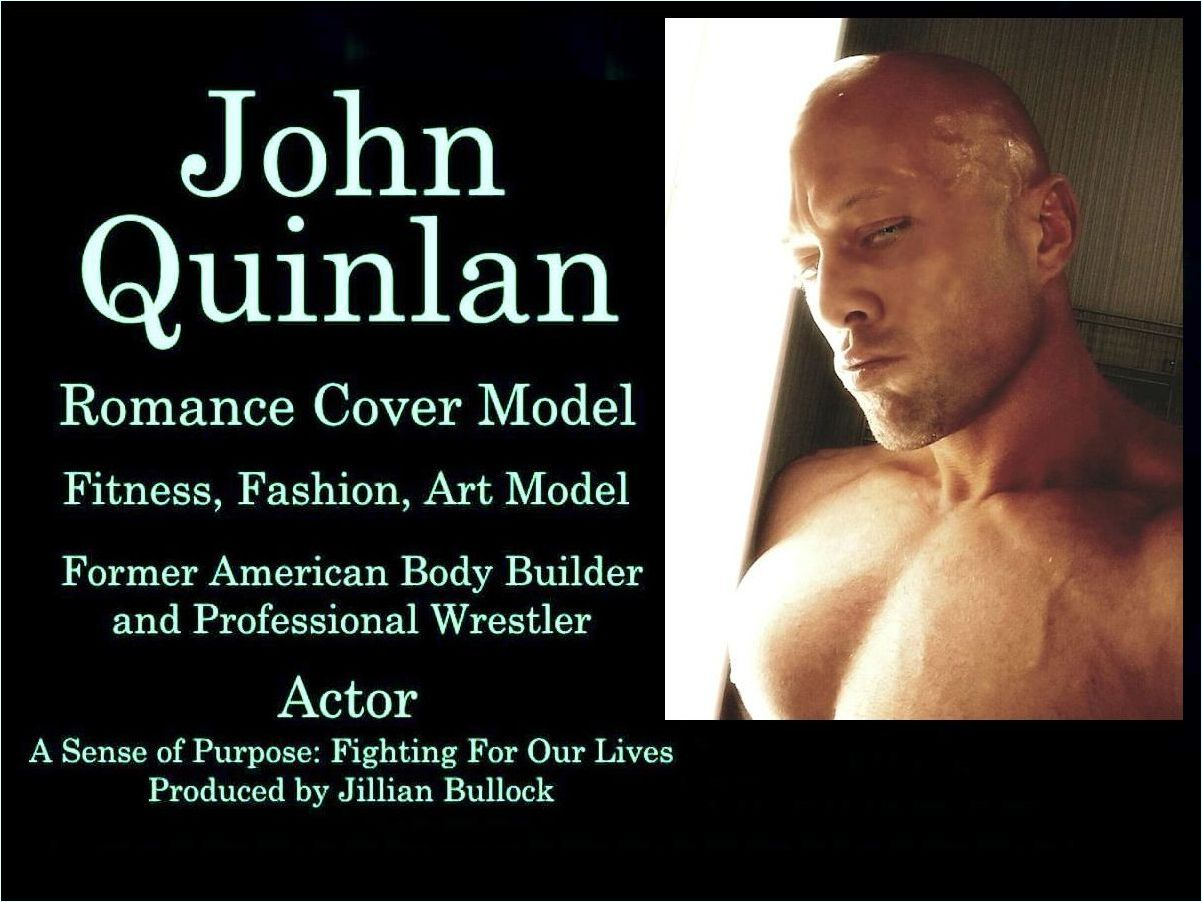 Cyrus Webb Interview with Physique Model Actor John Joseph Quinlan #JohnQuinlan
