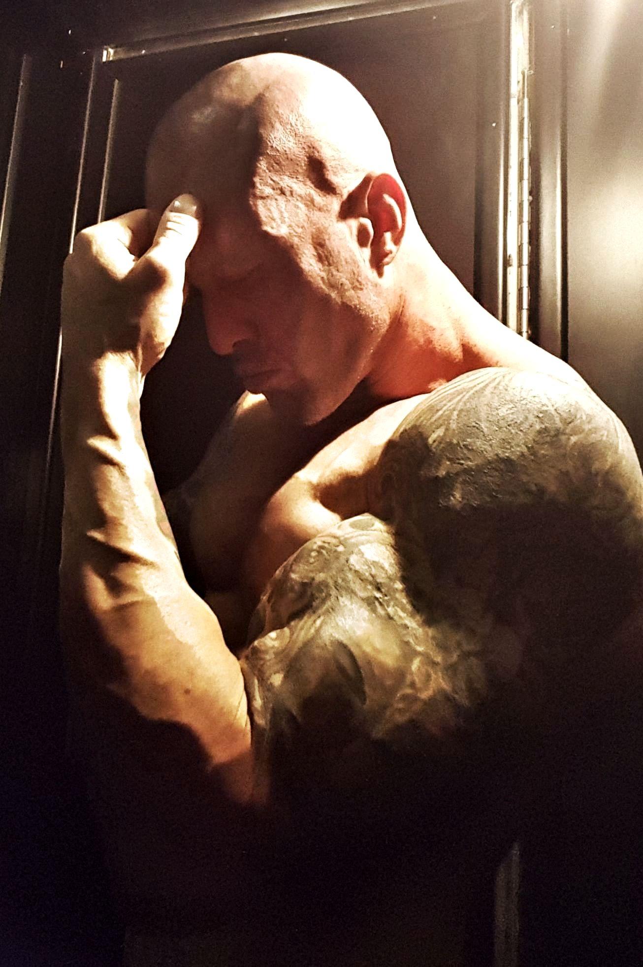 Actor & Tattooed Physique Cover Model John Joseph Quinlan 4-28-2016 #JohnQuinlan