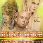 Renegade Rapture Psychic Menage Book Cover Model John Joseph Quinlan. #JohnQuinlan