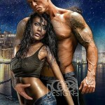 Romance Physique Model Actor John Joseph Quinlan Book Cover by Claudia Bost. #JohnQuinlan