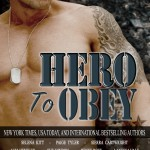 Hero To Obey Book Cover Model Actor John Joseph Quinlan. #JohnQuinlan