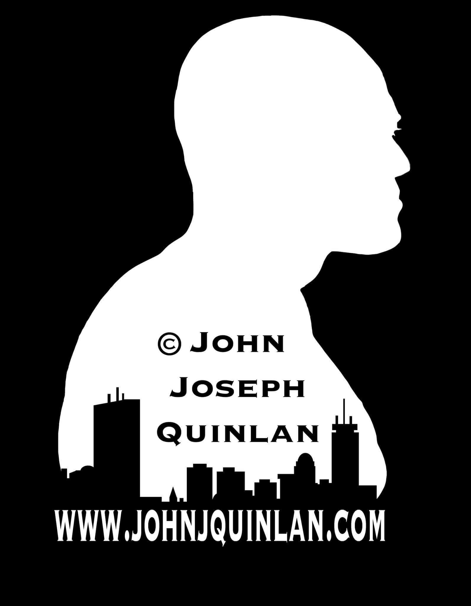 Model & Actor John Joseph Quinlan Official Logo by Claudia Bost #JohnQuinlan