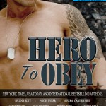 USA TODAY BESTSELLER Hero To Obey Book Cover Model Actor John Joseph Quinlan #JohnQuinlan #Hero2obey