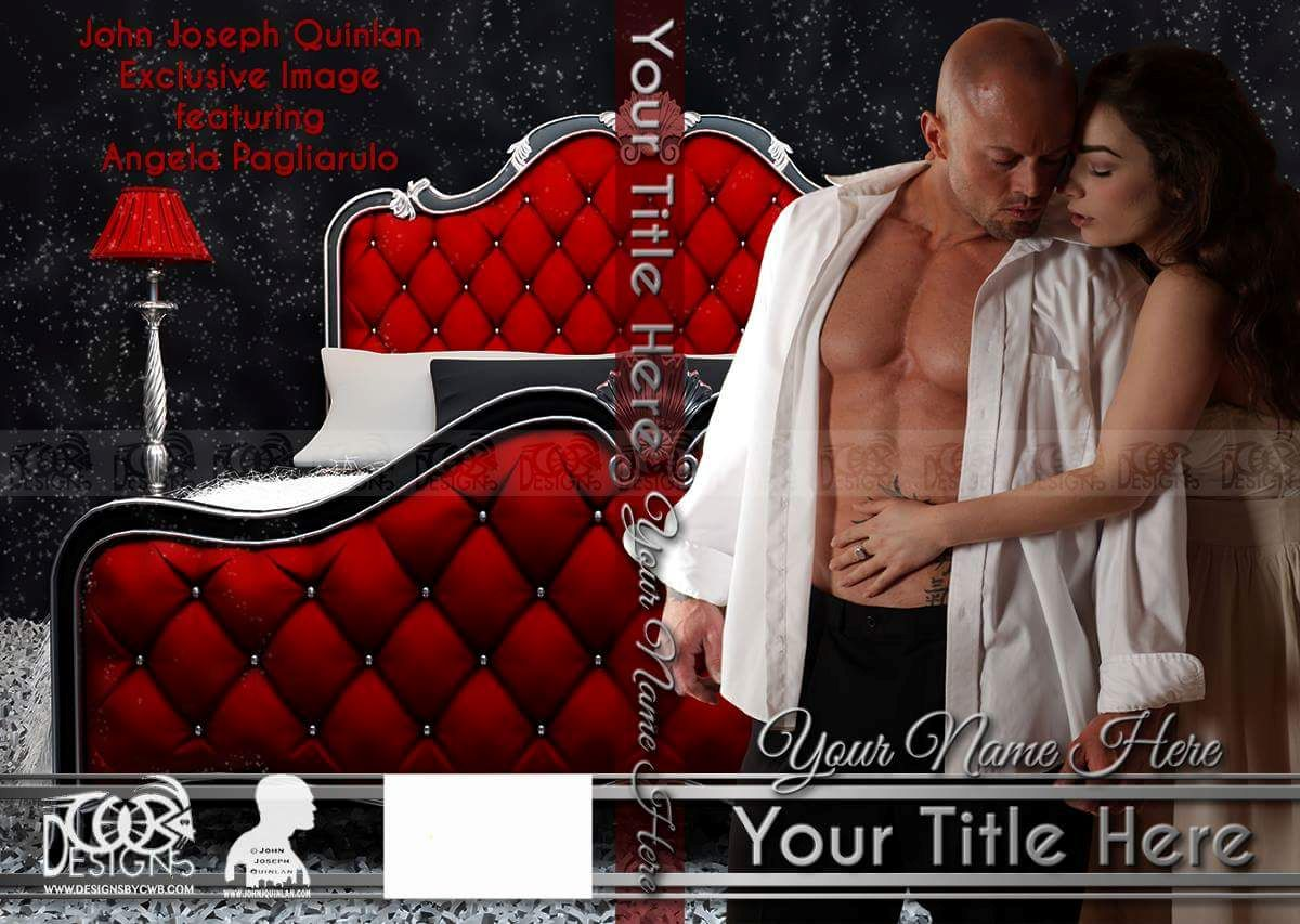 Romance Physique Model & Actor John Joseph Quinlan Book Cover by Claudia Bost #JohnQuinlan
