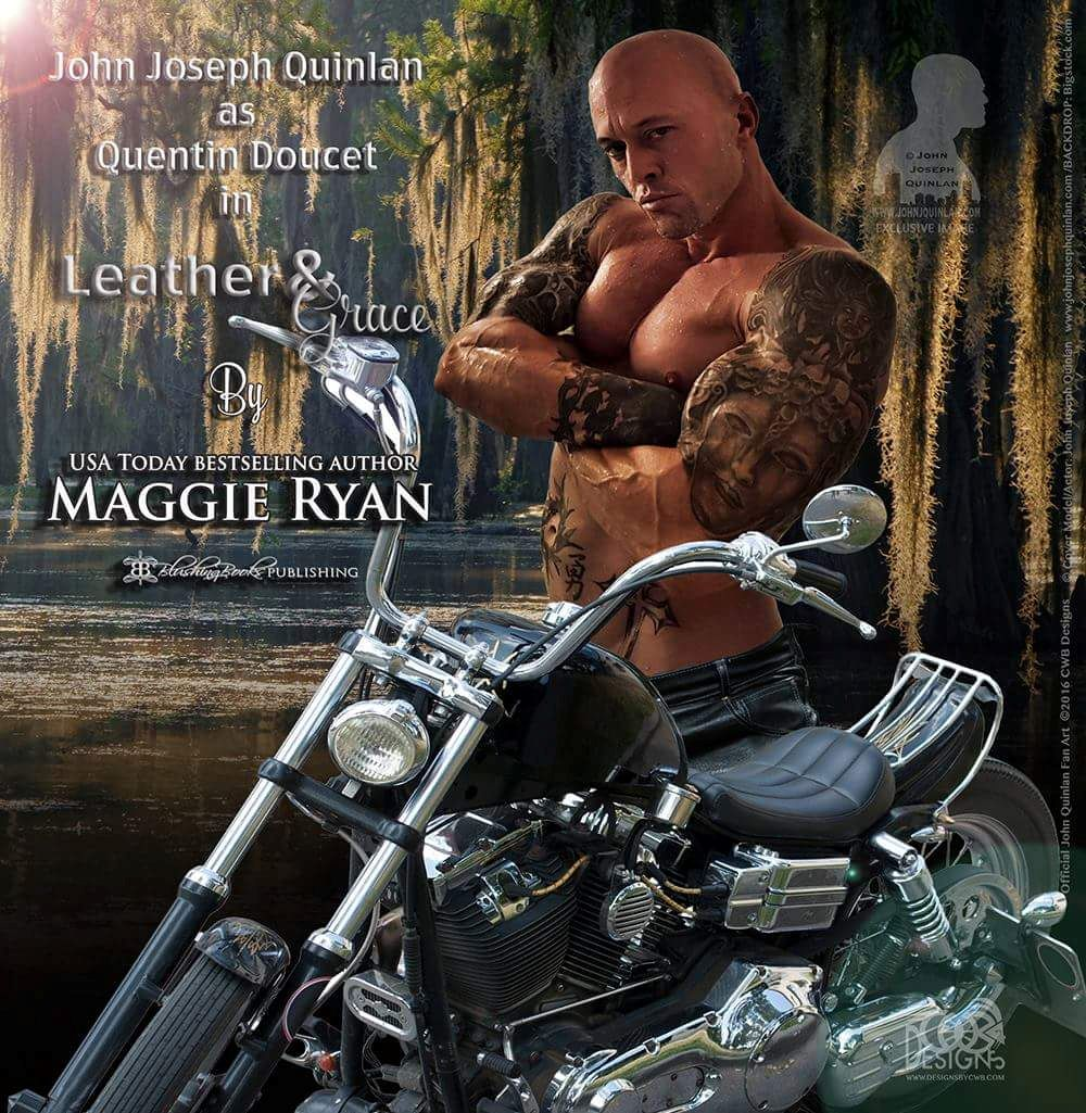 Romance Physique Model Actor John Joseph Quinlan Motorcycle Man by Claudia Bost #JohnQuinlan