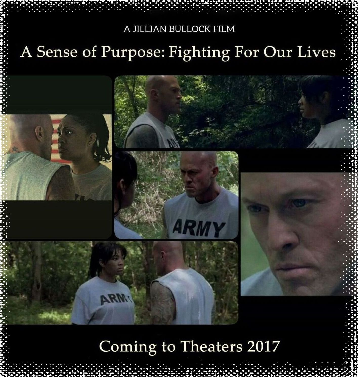 Actor John Joseph Quinlan & Tamara Woods A Jillian Bullock Film 2017 #JohnQuinlan