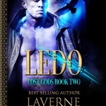 Ledo Lost Gods Cover Model & Actor John Quinlan by LaVerne Thompson #JohnQuinlan