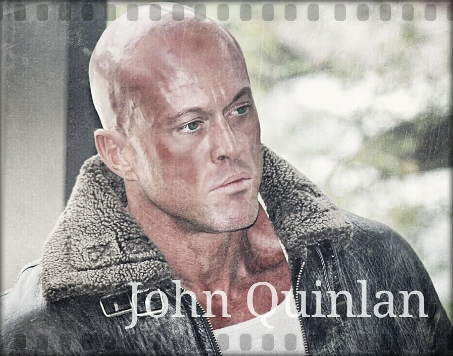 Male Model & Actor John Joseph Quinlan Poster #JohnQuinlan