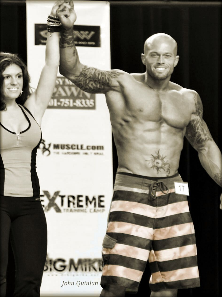 NPC Physique Model & Actor John Joseph Quinlan 2012 Rhode Island Champion #JohnQuinlan