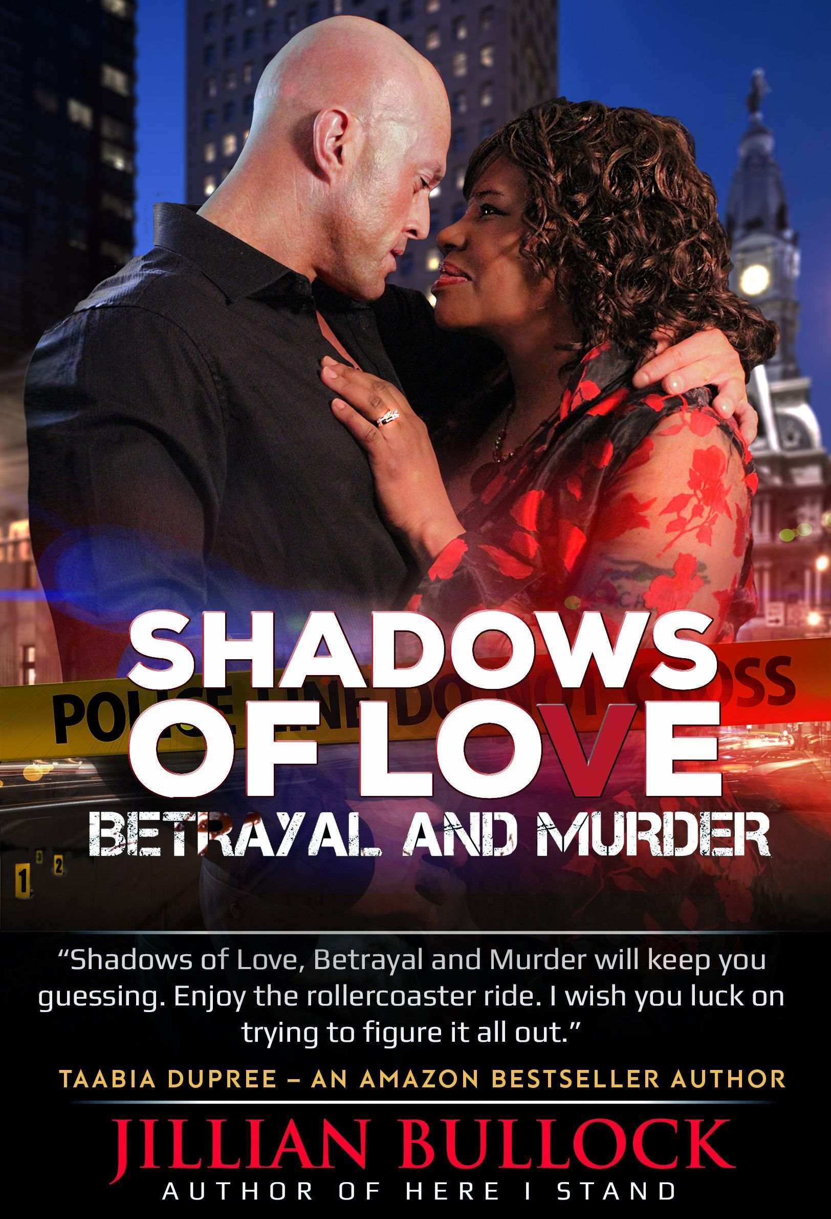 Actor & Model John Joseph Quinlan & Director Jillian Bullock Shadows of Love Book Cover #JohnQuinlan #JillianBullock