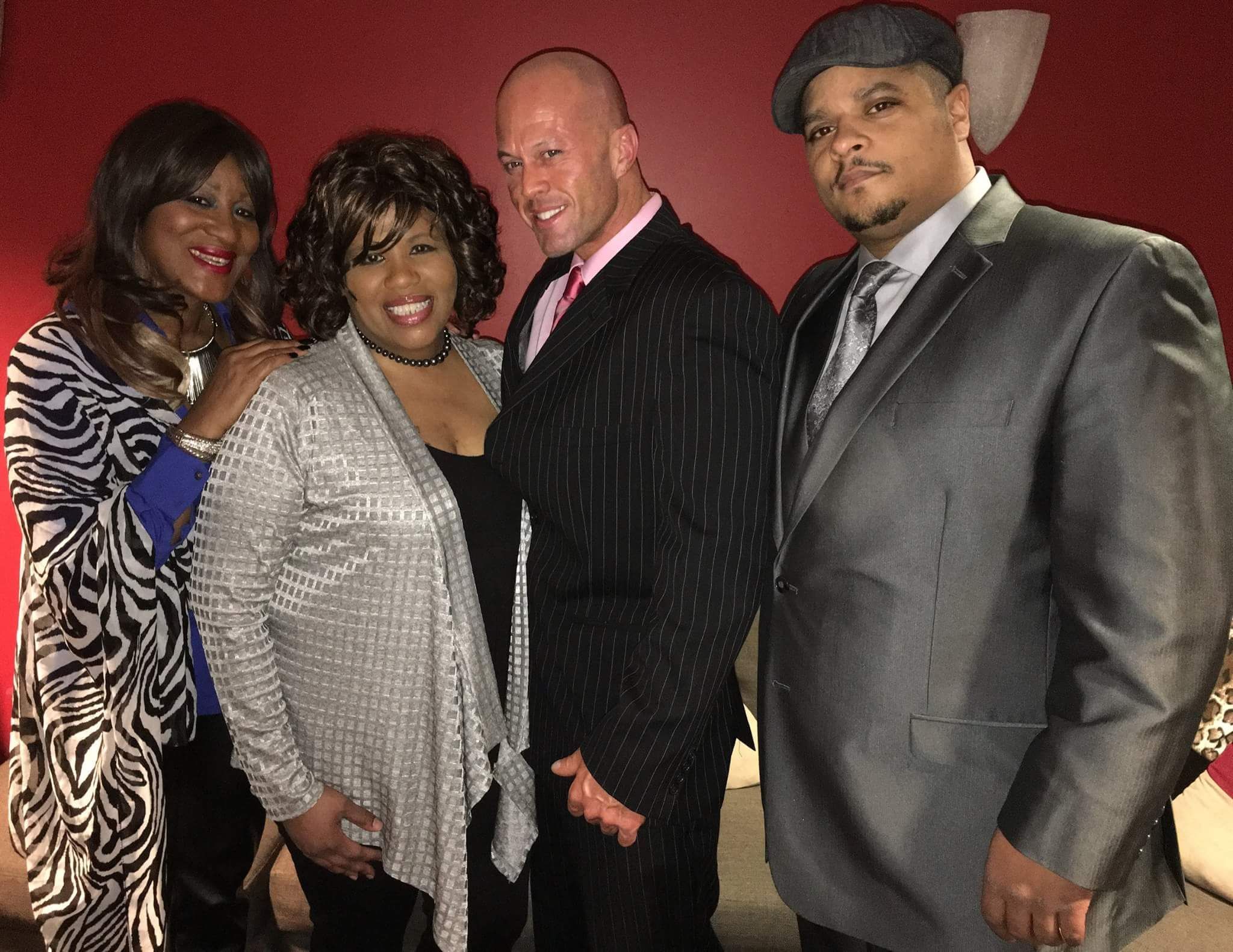 Model Actor John Quinlan Celebrities in The Basement TV @ Karen Waller-Martin Jillian Bullock & Lamont Fountain #JohnQuinlan #JillianBullock #ASenseOfPurpose #Movie #TamaraWoods #KarenWallerMartin #Lamont Fountain