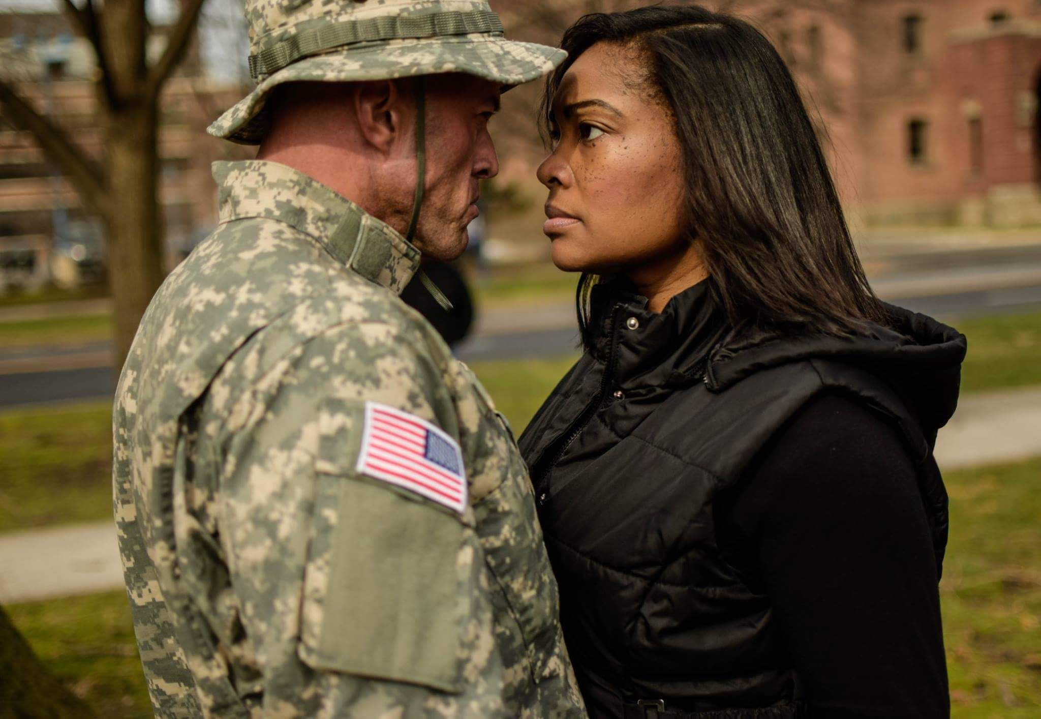 A Sense of Purpose Fighting For Our Lives - Actor John Quinlan as Nixon & Tamara Woods #JohnQuinlan1