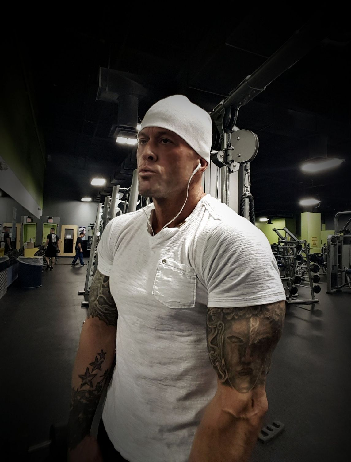 Physique Fitness Cover Model & Actor John Joseph Quinlan Gym Training Soul Cleansing #JohnQuinlan