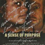 ASOP Movie Autograph Poster Actor John Joseph Quinlan to Jillian Bullock #JohnQuinlan