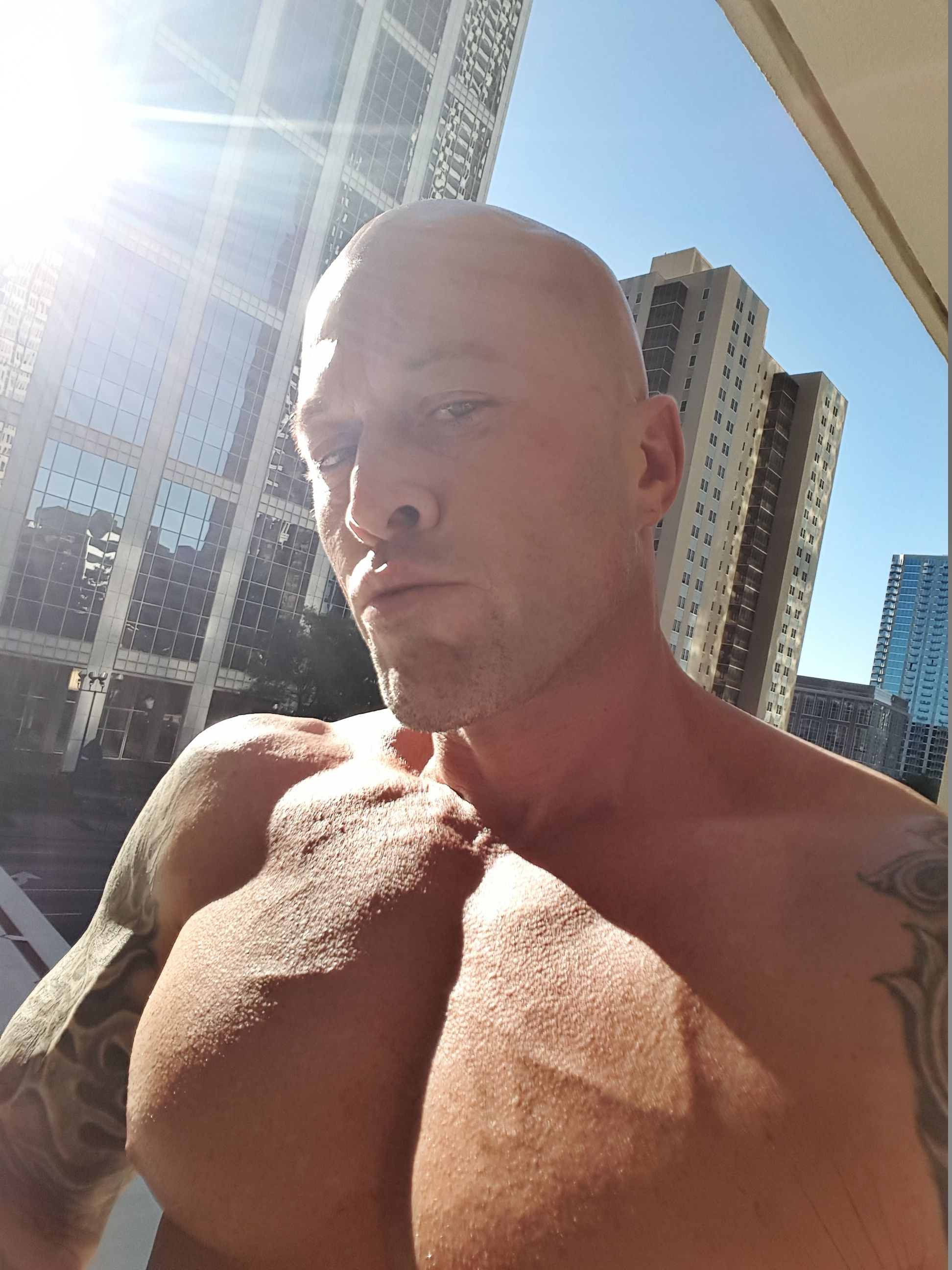 Actor John Joseph Quinlan 2017 RT Convention Atlanta Cover Model #JohnQuinlan