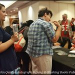 Actor & Model John Joseph Quinlan Blushing Books Autograph Signing @ RT Convention 2017 #JohnQuinlan