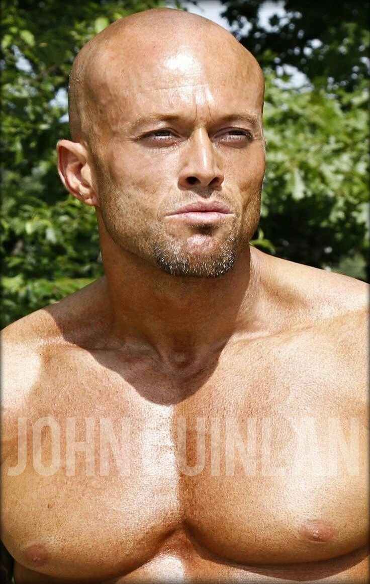 Model & Actor John Joseph Quinlan Profile Shot #JohnQuinlan