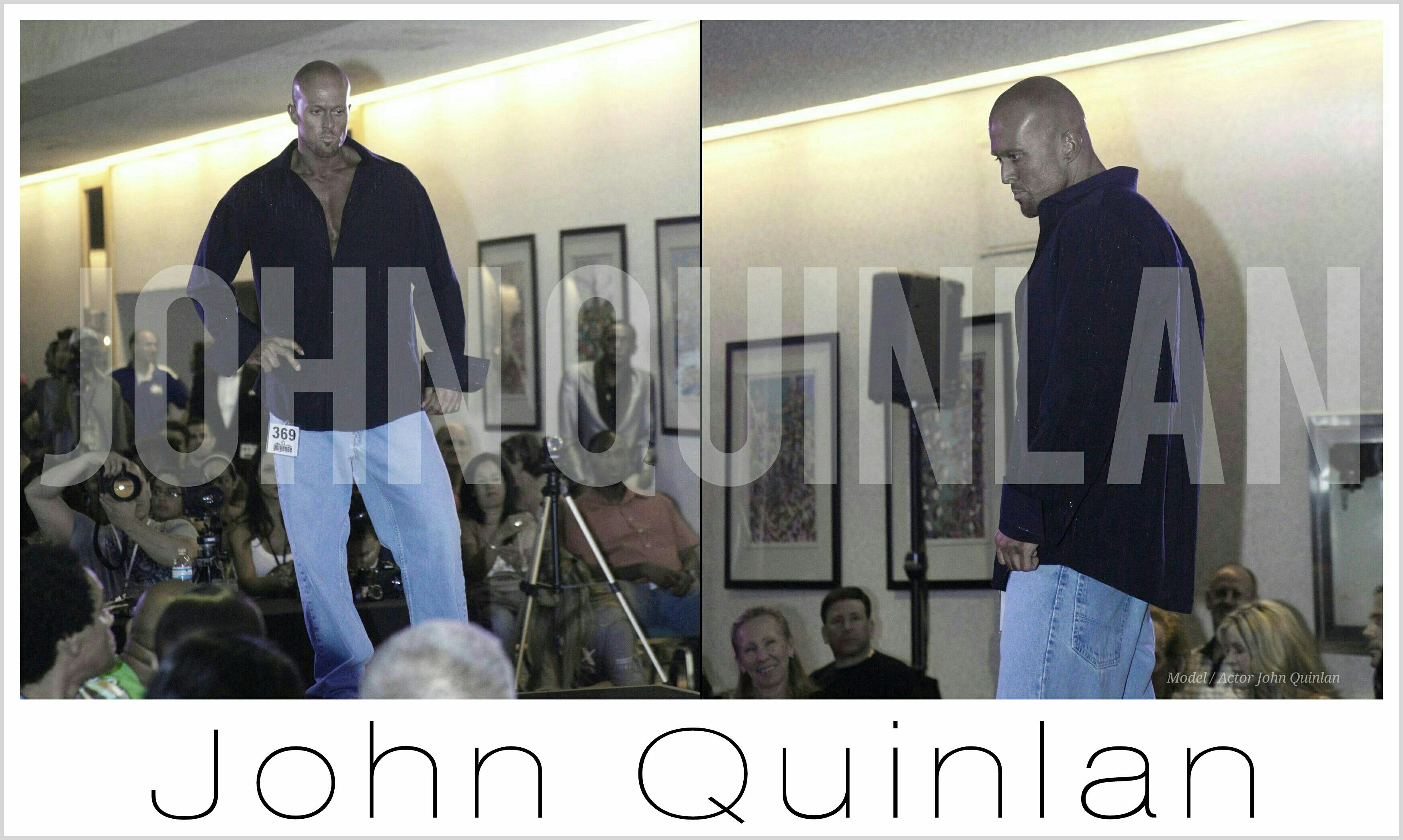 Model & Actor John Quinlan Fashion #JohnQuinlan