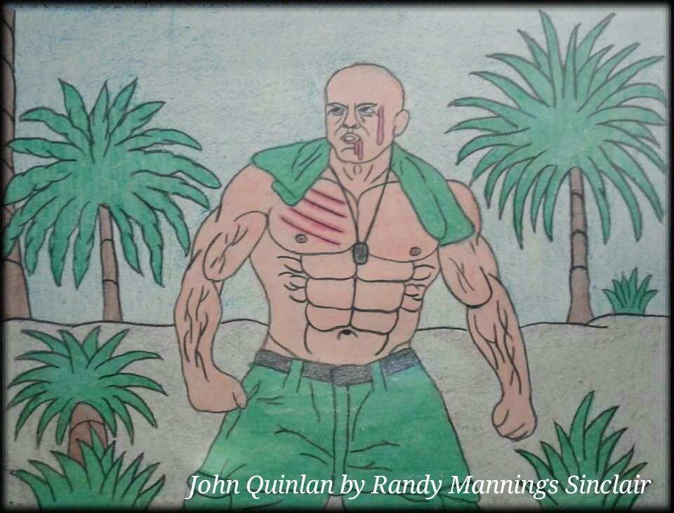 Actor & Physique Model John Joseph Quinlan by Randy Mannings Sincair #JohnQuinlan
