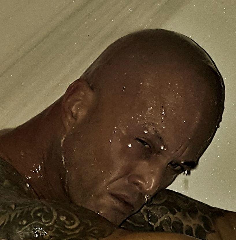 Model & Actor John Quinlan ASOP Movie Shower Scene #JohnQuinlan