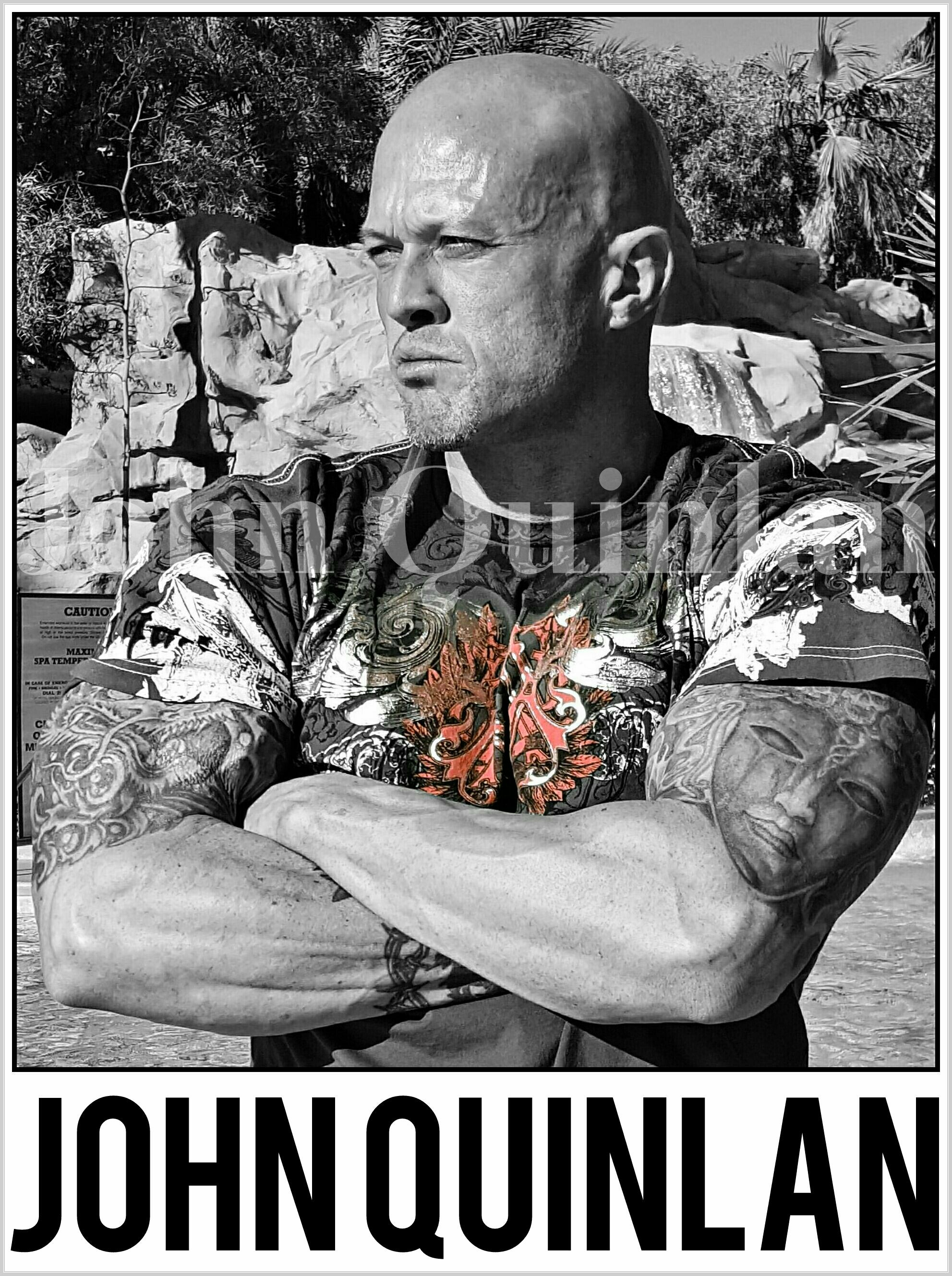 Model & Actor John Joseph Quinlan Event Promo Shot #JohnQuinlan