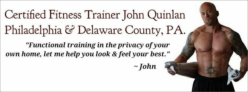 Certified Fitness Trainer John Quinlan 2017 © #JohnQuinlan