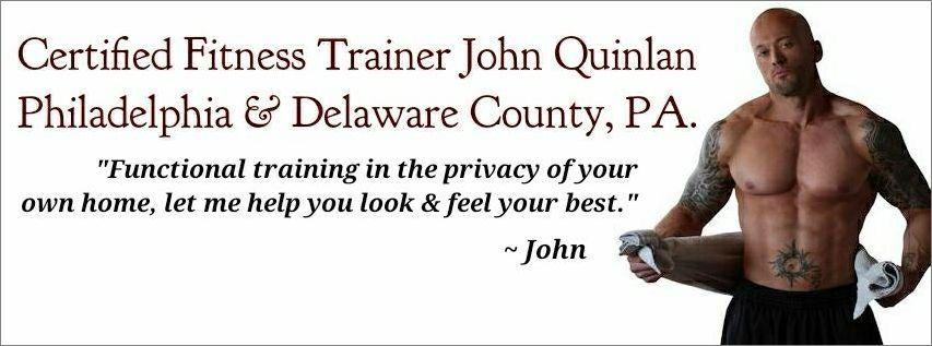 Certified Fitness Trainer John Quinlan 2017 © #JohnQuinlan