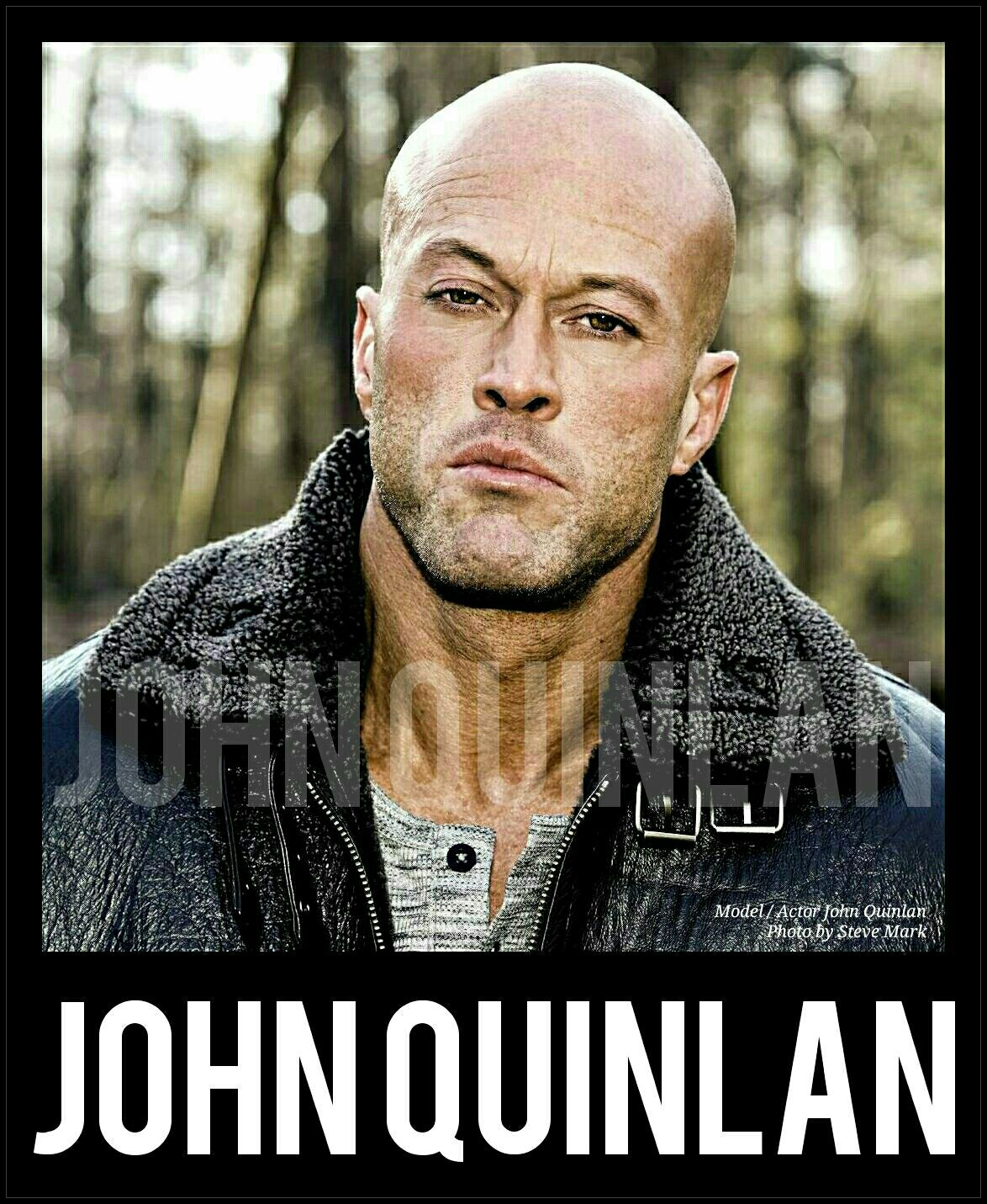 Model & Actor John Joseph Quinlan Badass Promo by Steve Mark #JohnQuinlan