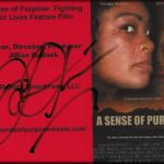 Autograph Poster Actor John Joseph Quinlan ASOP Movie 2018 #JohnQuinlan