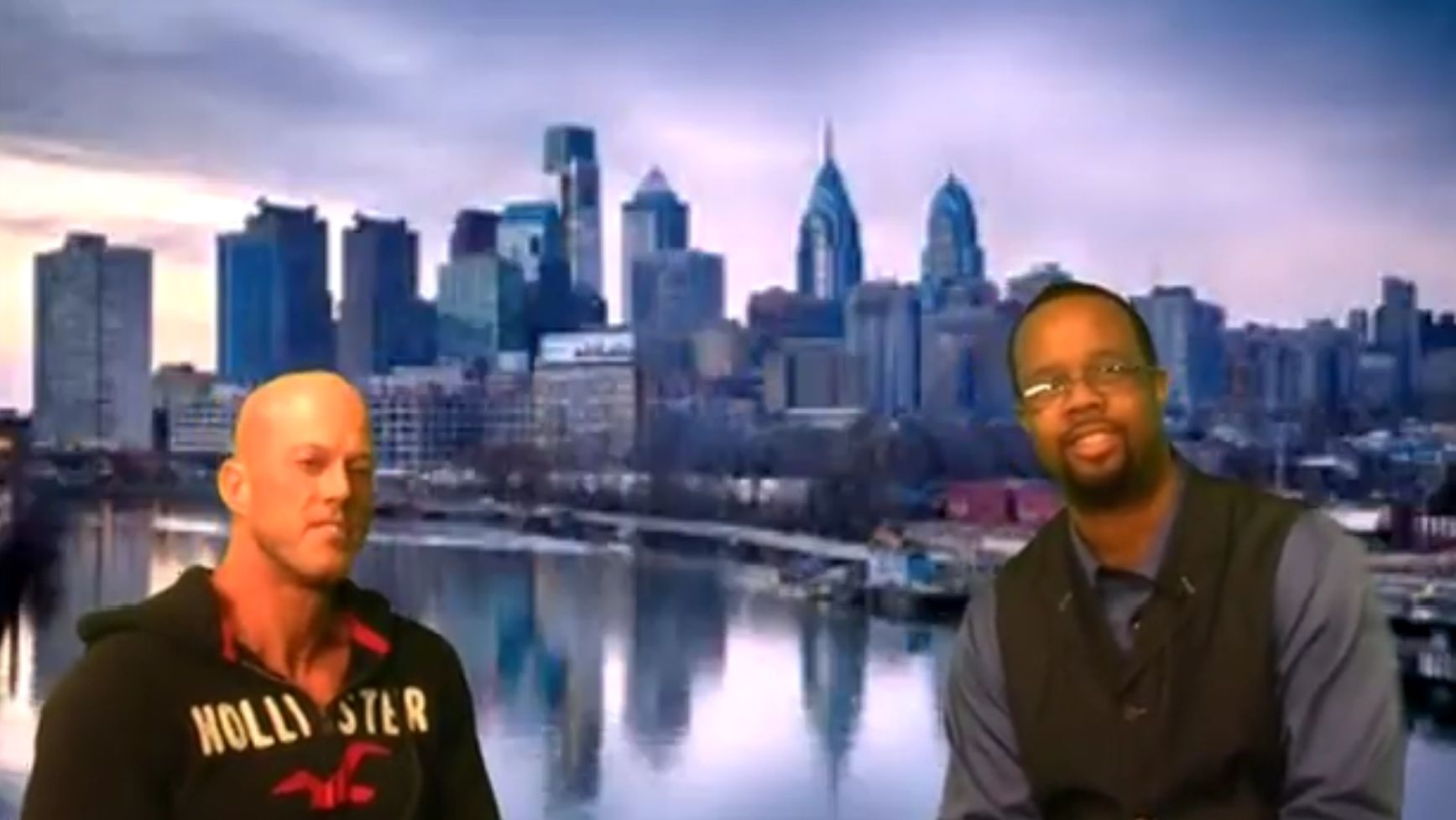 Philly On The Rise TV Interview Model & Actor John Quinlan. #JohnQuinlan