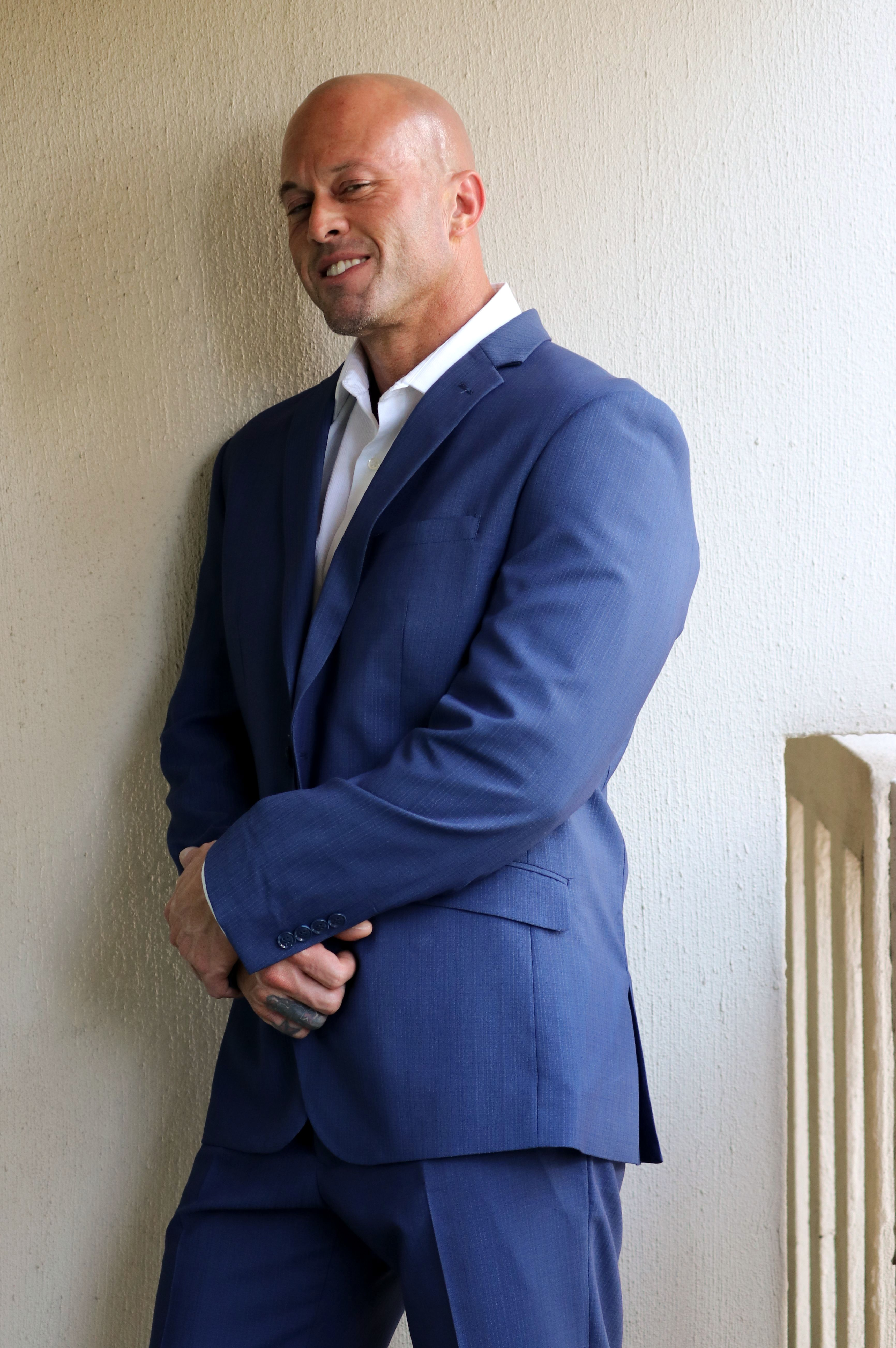 Model & Actor John Quinlan by Claudia Bost 5-2017 #JohnQuinlan